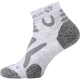 Jack Wolfskin Hiking Pro Low Cut Socken light grey